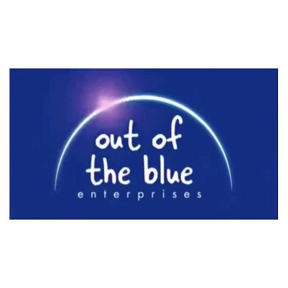 Out of the blue logo