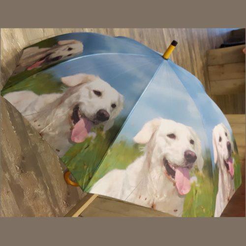 Paraplu Golden retriever van Esschert design