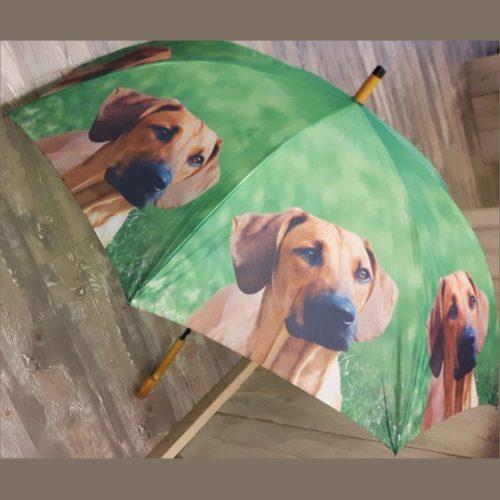 Paraplu Rhodesian Ridgeback van Esschert design