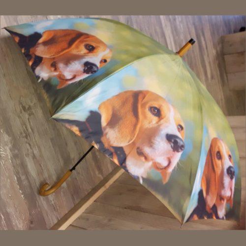 Paraplu hond Beagle van Esschert design