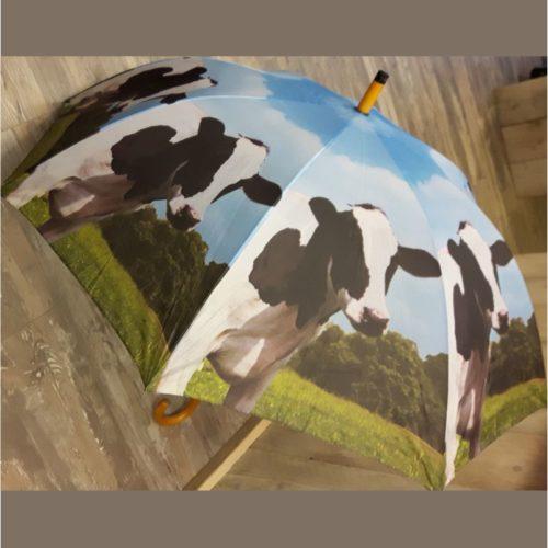 Paraplu koeien in weiland van Esschert design