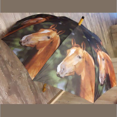 Paraplu paarden van Esschert design