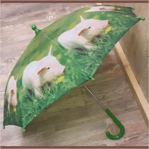 Kinder paraplu biggetjes van Esschert design