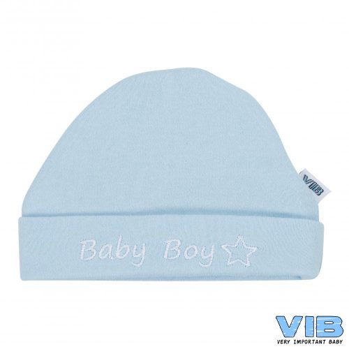 Mutsje VIB Very Important Baby Baby boy blauw