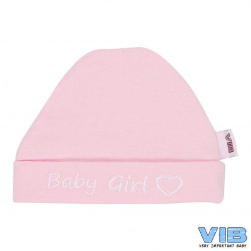 Mutsje VIB Very Important Baby Baby girl roze