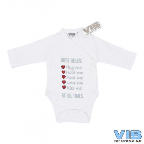Romper VIB Baby rules