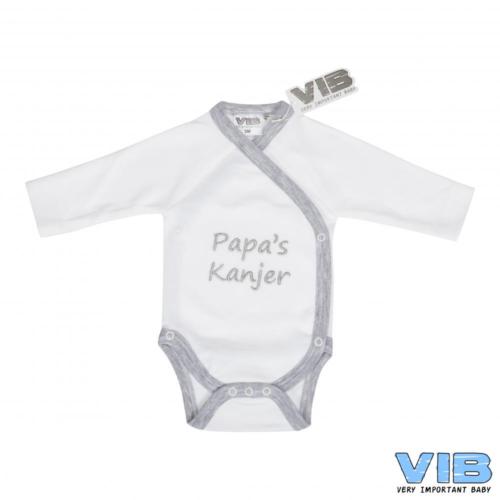 Romper VIB Papas kanjer
