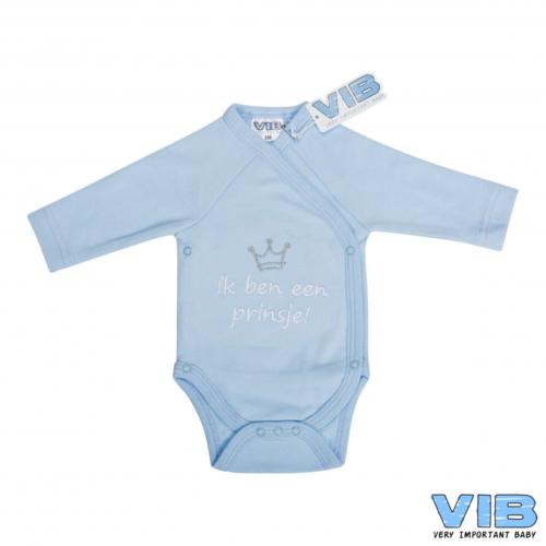 Romper VIB prinsje blauw