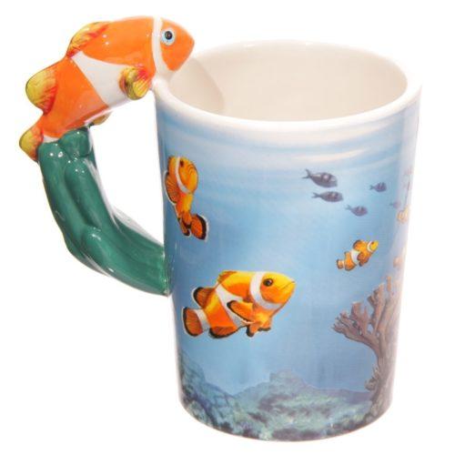 Mok aquarium clownvis