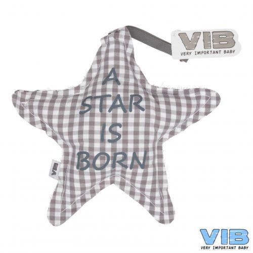 VIB baby kraamcadeau kussentje A star is born