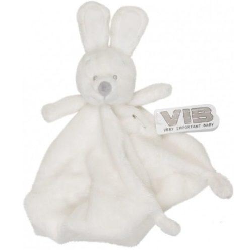 Knuffeldoekje Pluche Konijn wit van Very Important Baby