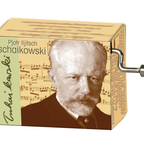 Muziekdoosje Tschaikowsky melodie Swan lake - Zwanenmeer