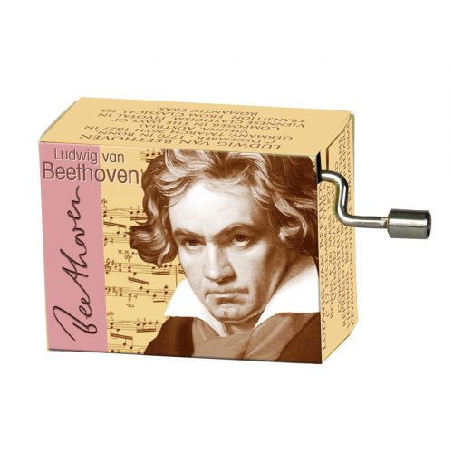 Muziekdoosje componisten Beethoven melodie für Elise