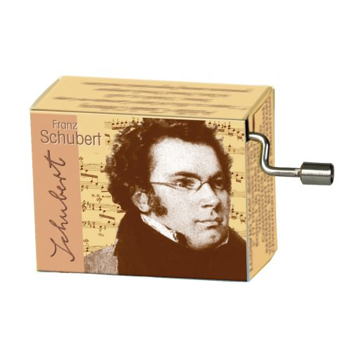Muziekdoosje componisten Schubert melodie Ave Maria
