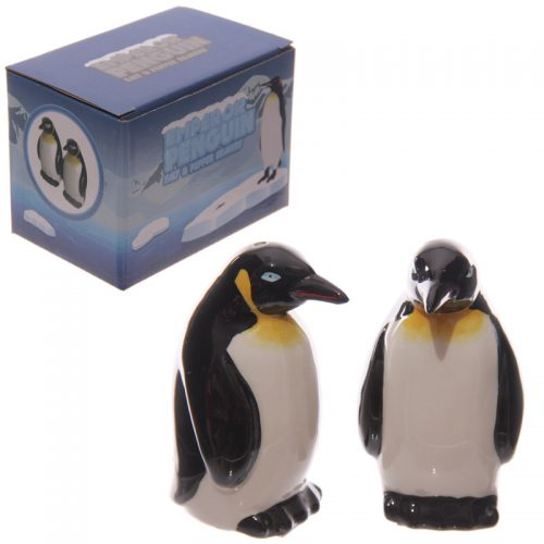 Peper en zoutstel piguin