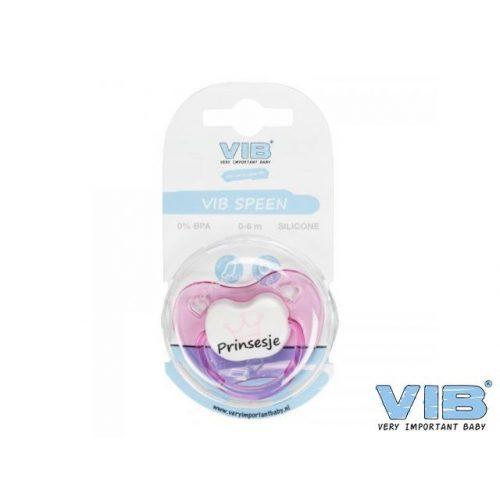 VIB Fopspeen roze prinsesje