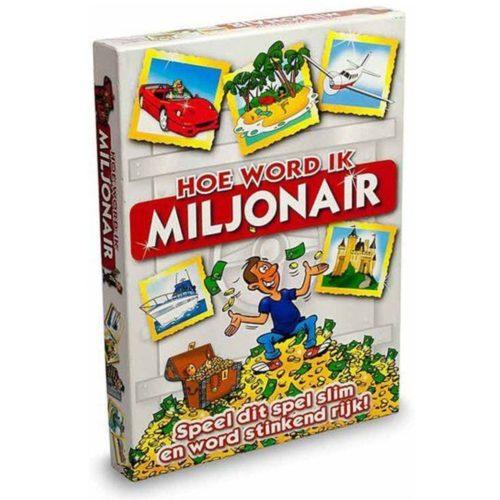 Het Hoe word ik een miljonair spel