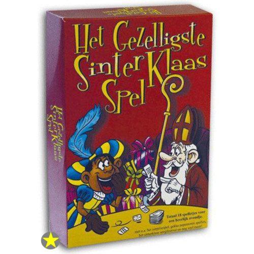 Het gezelligste Sinterklaas spel