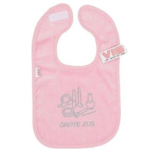 Slabber Very Important Baby roze grote zus