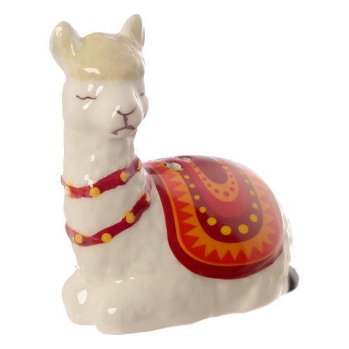 peper en zout stel alpaca van keramiek