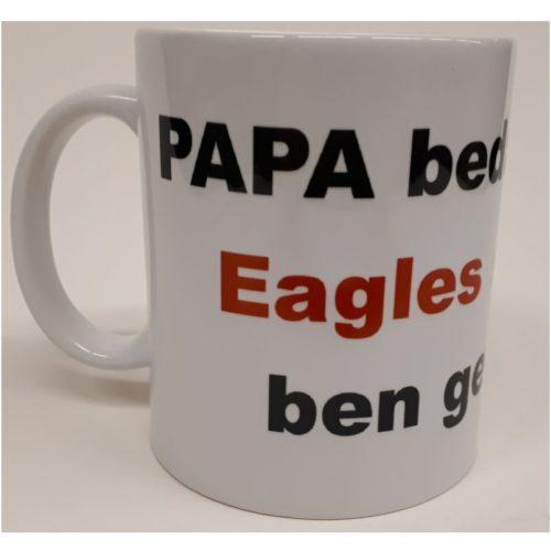 Mok Deventer Kowet Papa bedankt dat ik Eagles supporter ben geworden