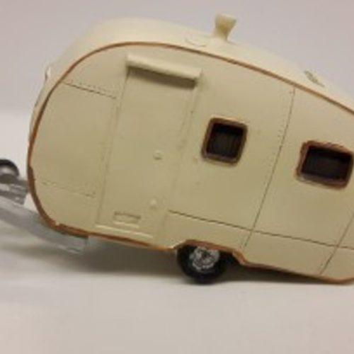 Spaarpot caravan sparen voor de vakantie