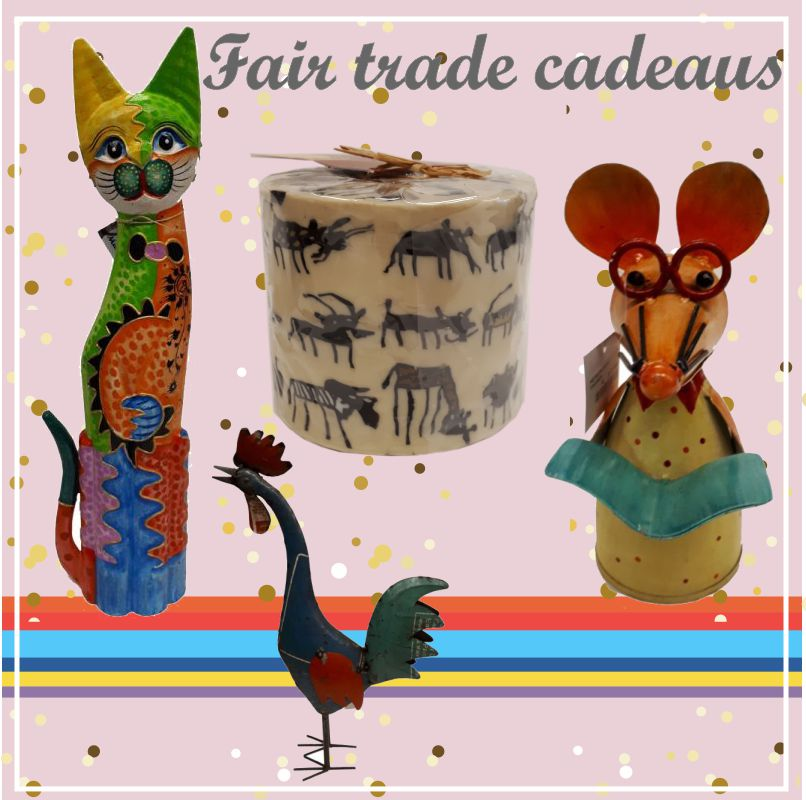 Fair trade cadeaus in Deventer