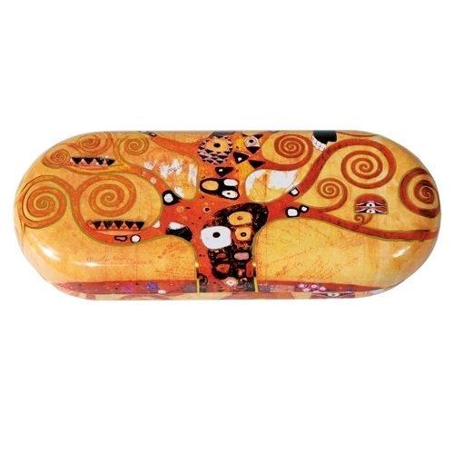 Brillenkoker kunstenaars Gustav Klimt Levensboom