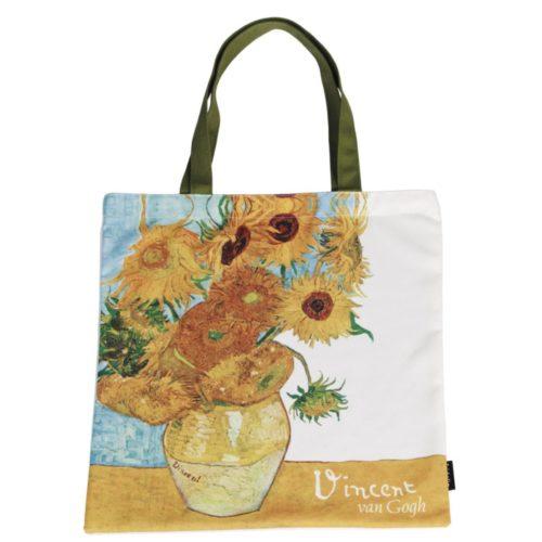Draagtas Kunstenaars Vincent van Gogh Zonnebloemen