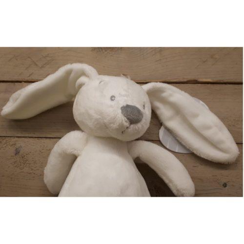 Pluche konijn 35 cm VIB Very Important Baby wit