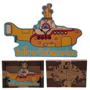 Beatles klok Yellow submarine