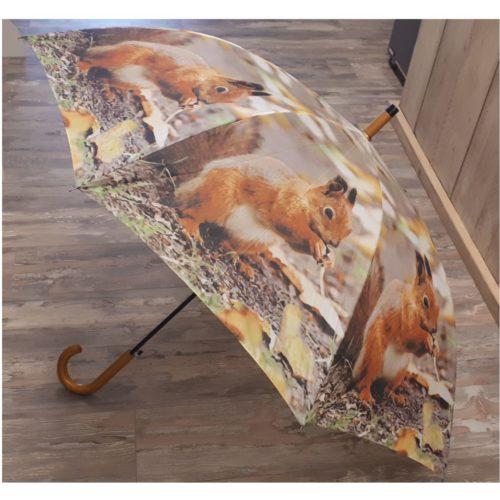 Paraplu eekhoorn van Esschert design