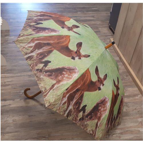 Paraplu herten en reeen van Esschert design