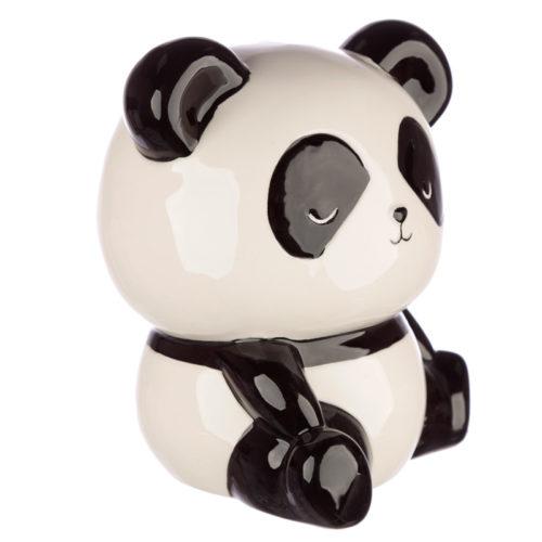 Spaarpot Panda van keramiek