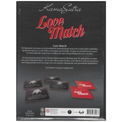 18+ spel KamaSutra Love match
