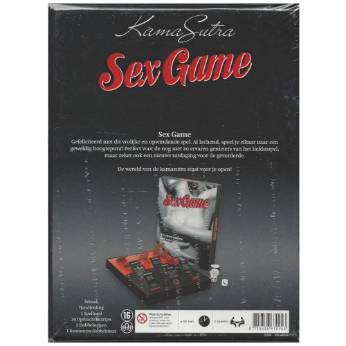 18+ spel KamaSutra sex game