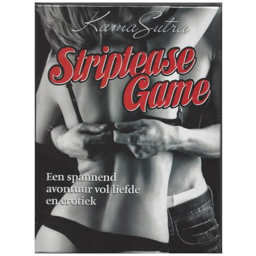 18+ spel KamaSutra striptease game