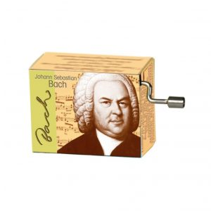Muziekdoosje Johann Sebastian Bach melodie air