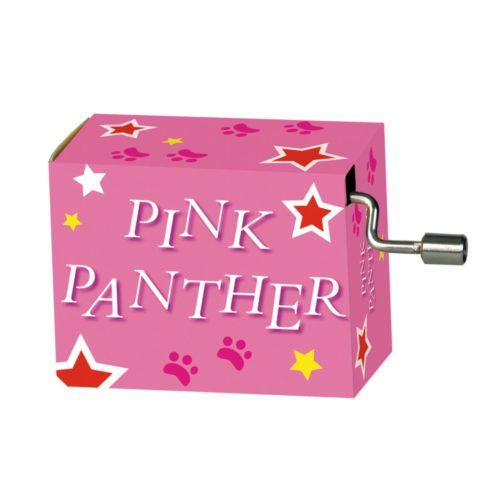 Muziekdoosje film muziek The Pink Panther