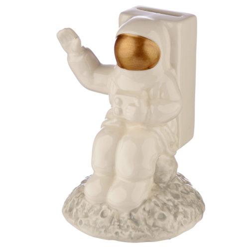 Spaarpot ruimtevaart astronaut wit