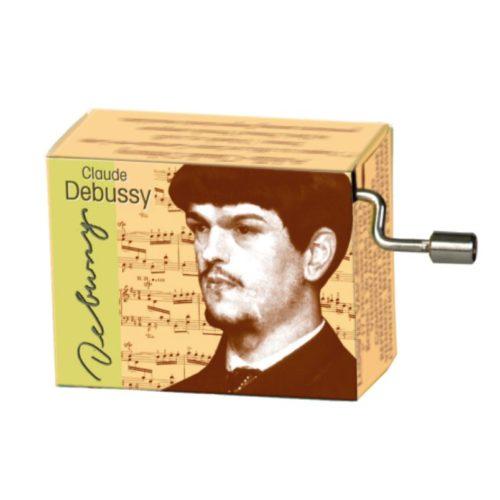 Speeldoosje Componisten Claude Debussy melodie Clair de Lune