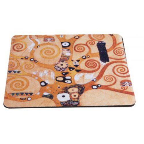 Mousepad Gustav Klimt Levensboom