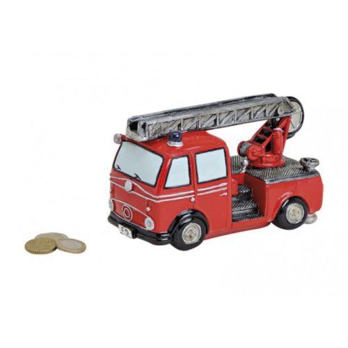 Spaarpot brandweerauto ladderwagen