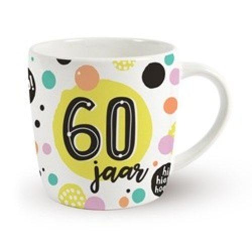 Mok verjaardag 60 jaar hoera