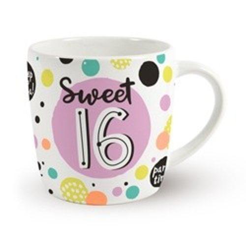Mok verjaardag sweet sixteen