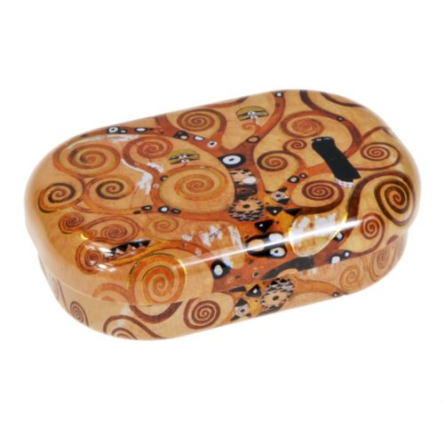 Contactlensdoosje Gustav Klimt Levensboom