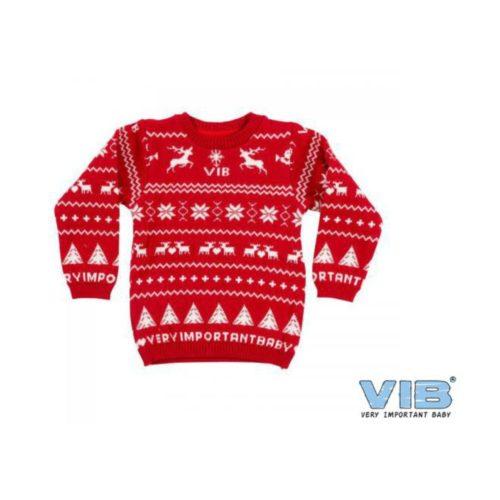 VIB mijn eerste foute kerst trui