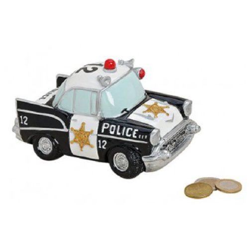 Spaarpot politie Amerikaanse politie auto