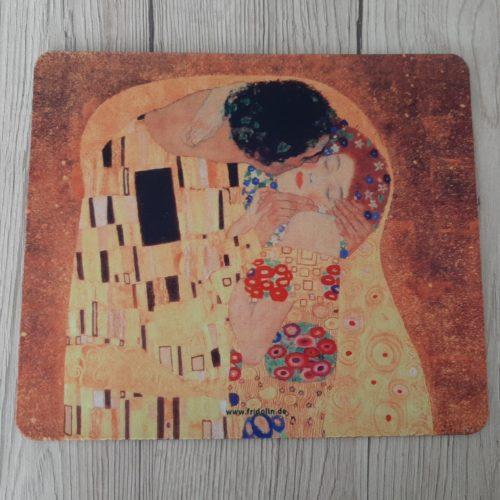 Mousepad Gustav Klimt De Kus