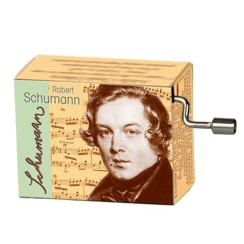 Muziekdoosje klassieke muziek Robert Schumann Traumerei